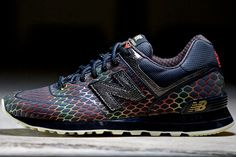 """New Balance 574 """"Year of the Snake"""" Pack"""