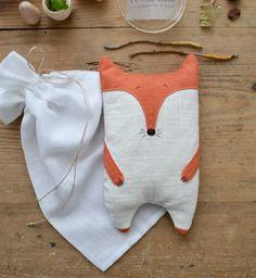 Bouillotte renard / Fox                                                                                                                                                                                 Plus