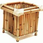 Cesta de Bambu                                                                                                                                                                                 Más