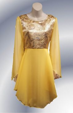 Joy of the Lord - Click Image to Close Praise Dance Wear, Praise Dance Dresses, Worship Dance, Garment Of Praise, Dance Uniforms, Dance Tops, Skating Dresses, Dance Outfits, Costume Design