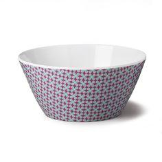 Coupelle en mélamine colorée Violet - Colombe - La sélection Printemps-Eté 2014 - Promos - Alinéa #AlineaPE2014