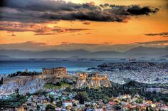 Akropolis, Athens Greece