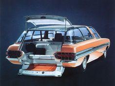 1964 Mercury Aurora Station Wagon Concept
