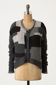 Achroma Cardigan #anthropologie