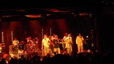 The Congos+The Abyssinians, Espace Julien