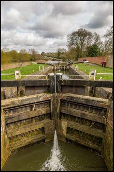 Lock-gates - Clickasnap