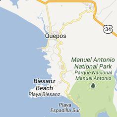 Things to do in Quepos & Manuel Antonio #paradiseawaits www.discoverybeachhouse.com