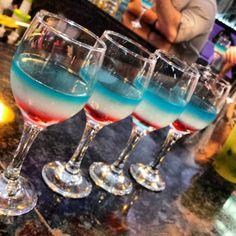 Riu Palace Costa Rica - Flag drinks - All Inclusive - RIU Hotels & Resorts