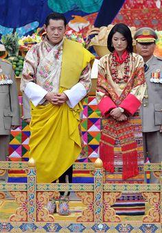 Royal Wedding of Bhutan