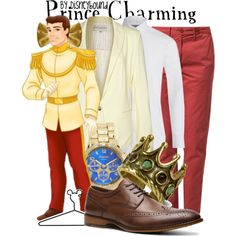 disneybound prince charming - Google Search
