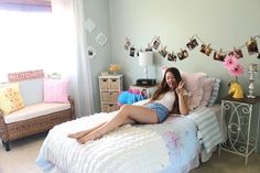 Room Tour!!! | StilaBabe09- Filled with cute ideas and great designs.