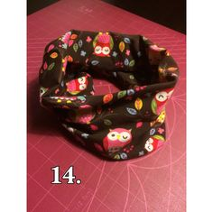 systersyr - Tutorial: Buff i trikå Kids Patterns, Baby Knitting Patterns, Sewing Hacks, Sewing Tutorials, Textiles, Baby Sewing, Diy Clothes, Headbands, Crochet