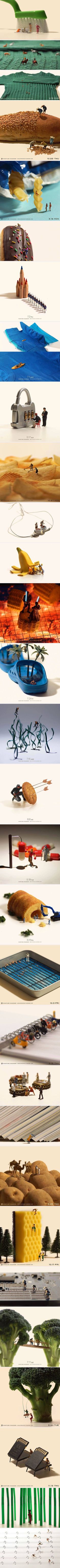 Miniature things - 9GAG
