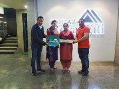 #MotiazRoyalCiti: Possession Update #3BHKFlatsinZirakpur with Nitin Kumar