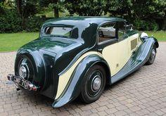 Bentley 3 litre saloon