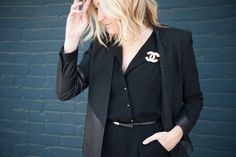 District Sparkle's Meaghan Moynahan shows what she wears for her serious 9-to-5.