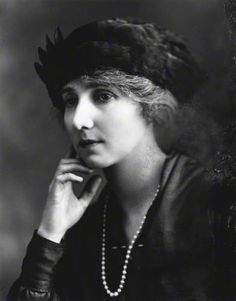Countess of Rothes, survived the Titanic disaster and even helped row one of the lifeboats!