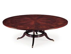 95002 // Round Dining Table // Bolier // Classics & Modern Luxury