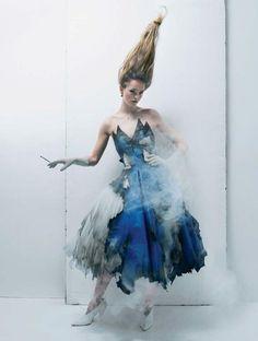 In The Weeds / Tim Walker / Vogue US