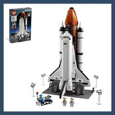 LEGO Space Shuttle Adventure 10213 NEW SEALED IN BOX - LOW PRICE #LEGO