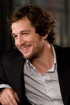 Guillaume...I have a ridiculously large crush on you