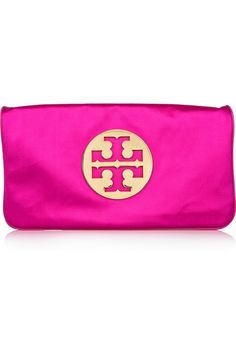 Tory Burch make up bag but i think i like my Lilly one better Tory Burch, Michael Kors Shorts, I Believe In Pink, Bae, Swagg, My Favorite Color, Pretty In Pink, Color Pop, Purses And Bags
