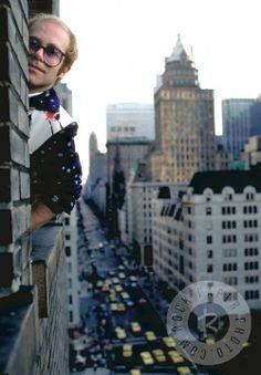 Elton John by Ron Pownall www.RockPaperPhoto.com