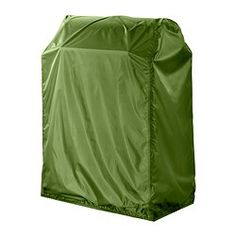 MUSKÖ cover for barbecue, green Length: 72 cm Width: 55 cm Height: 111 cm