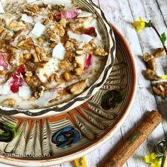 3 retete cu cereale pentru micul dejun Quinoa, Chia Seeds, Hummus, Cooking, Ethnic Recipes, Breakfast Ideas, Food, Homemade Hummus, Cuisine