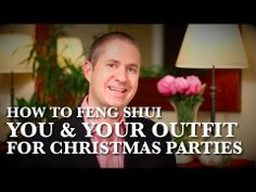How To Feng Shui You & Your Outfit For Christmas Parties. http://www.kenlauher.com/feng-shui-tips/bid/103017/How-To-Feng-Shui-You-Your-Outfit-For-Christmas-Parties-To-Gain-Attention-Recognition