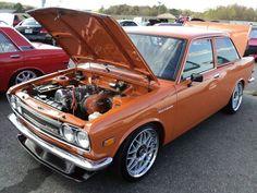 Datsun 510...