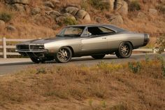 Dodge Charger: Icon Of All Muscle