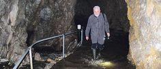 La crecida del río obliga a cerrar la cueva de Tito Bustillo
