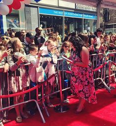 "Photos: Raini Rodriguez Looked Beautiful At The Premiere Of ""Paul Blart: Mall Cop 2″ April 11, 2015 - Dis411"