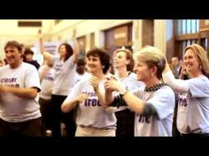 This flashmob of cancer survivors will inspire you.