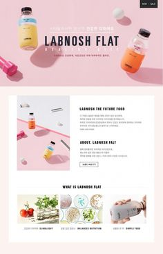 A Website Creation Guide For Creating Spectacular Compelling Websites Print Layout, Web Layout, Layout Design, Cosmetic Web, Cosmetic Design, Newsletter Layout, Newsletter Design, Food Web Design, Ecommerce Web Design