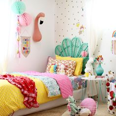 kids bedroom ideas | room decor for girls, more on the blog
