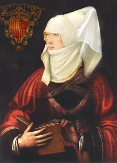 Blanche I (1387-1441), Queen of Navarre (1425-1441) in her own right. She was a daughter of King Charles III of Navarre and his wife, The Infanta Leonor of Castile-León. She was Queen of Sicily (1402-1409) as the wife of King Martín I; The Duchess of Montblanc (1420-1441) as the wife of Juan Duke of Montblanc (King Juan II as her co-ruler, later King Juan II of Aragón). Her surviving children were King Carlos IV of Navarre and Queens Blanca II and Leonor I of Navarre.