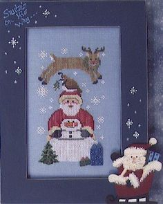 Christmas Short Stack Cross Stitch