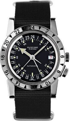 Whenever the subject of aviation comes up, the name of Glycine is mentioned as one of the pioneers of watchmaking for pilots and frequent travelers. Beginning in 1953, Glycine started production of th