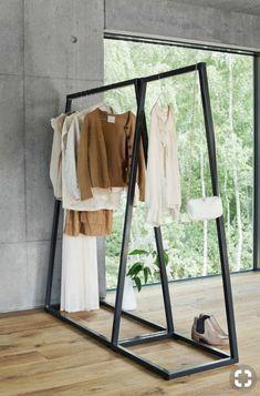 Купить Вешалка для одежды MONE в интернет магазине на Ярмарке Мастеров