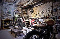 Bobber brothers   Garage Workshops  DIY & Custom Interior Design, Furniture and Tool Inspirations