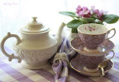 My Cozy Corner: A Casual Tea Time