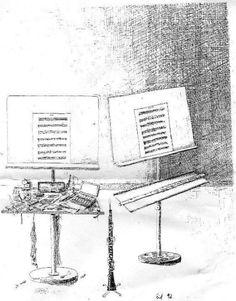 simplistic music humor- oboe vs flute, so true!!! I play both