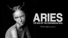 ARIES are trustworthy, hardworking friends that you'll always want to keep around If You Are aries so find ARIES: THE SIGN OF THE COURAGEOUS SOUL