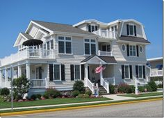 Coastal home on the Jersey shore...