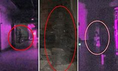 Ghost hunters share pictures of the most haunted sites in Australia | Daily Mail Online