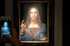 Salvator Mundi: Moving to the new Louvre in Abu Dhabi