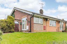 Harrogate Property News - 2 bed semi-detached bungalow for sale Coppice Avenue, Harrogate HG1