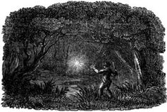 Will O the Wisp Legend | The mysterious ignis fatuus or will o'the wisp ~ photo